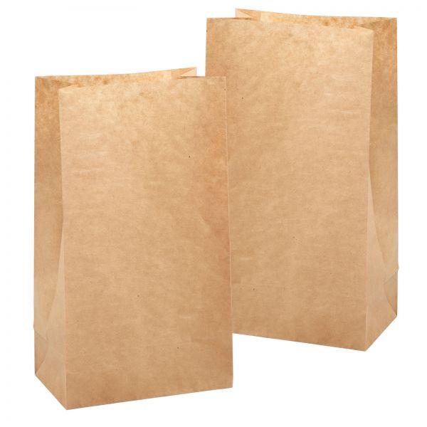 BODA Papiertten 15 x 10 x 25 cm, 50 Stück