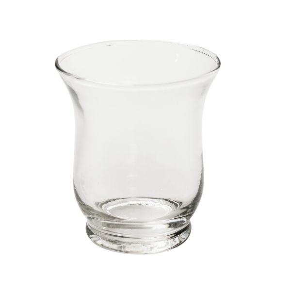 Windlicht Mini-Vase Glas, Ø 7,5 cm H 9 cm
