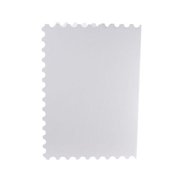 """Doppelkarten DIN A6 """"Briefmarke"""" 5er Pack"""