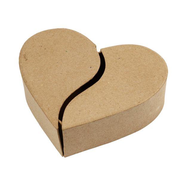 Schachtel Herz, Durchmesser ca. 16,5 cm