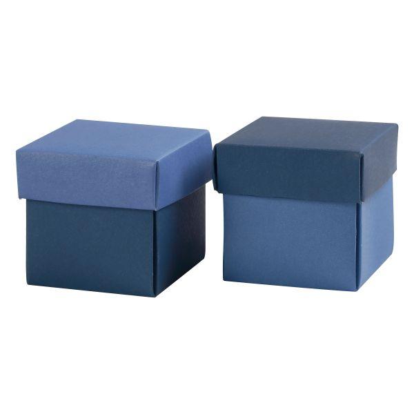Geschenkschachteln 5,5 x 5,5 cm, 10 Stück