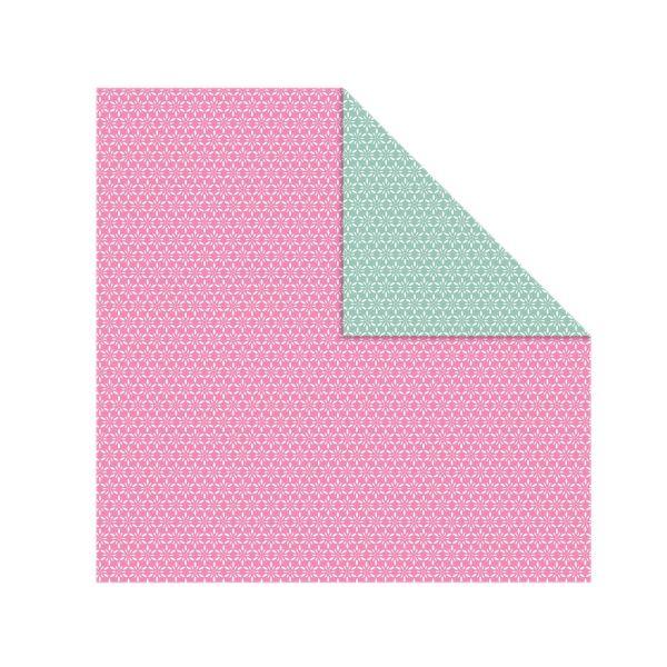 Design Papier Skagen, 30,5 x 30,5 cm, 5 Blatt