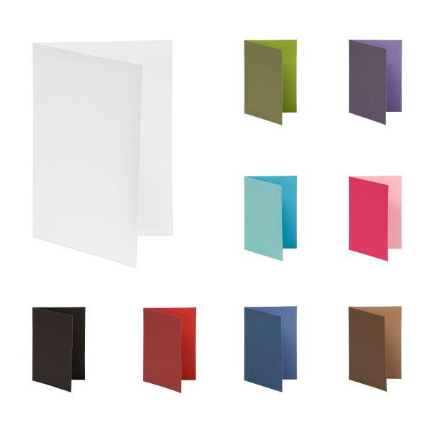 Doppelkarten DIN A6, 10 Stück
